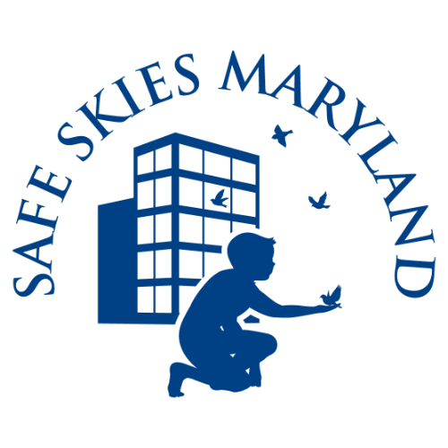 Safe Skies Maryland Logo