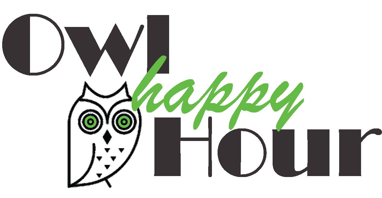 Owl Happy Hour Logo